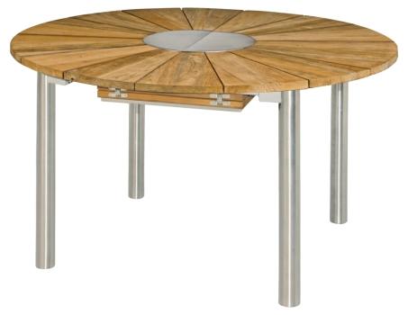 catax auszugtisch recycled teak 135 cm m belhaus comodo. Black Bedroom Furniture Sets. Home Design Ideas
