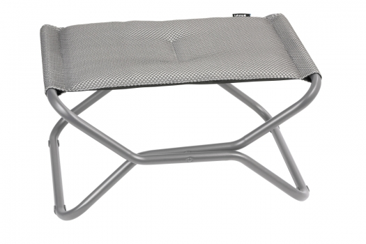 Next Be Comfort® Hocker Titane/Silver