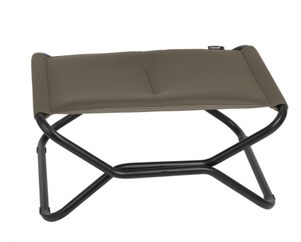 Next Air Comfort® Hocker Noir/Taupe