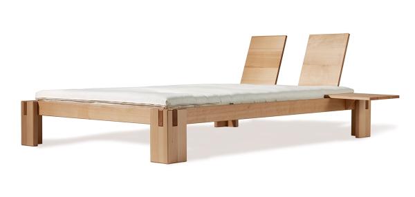 bett buche 180x200. Black Bedroom Furniture Sets. Home Design Ideas