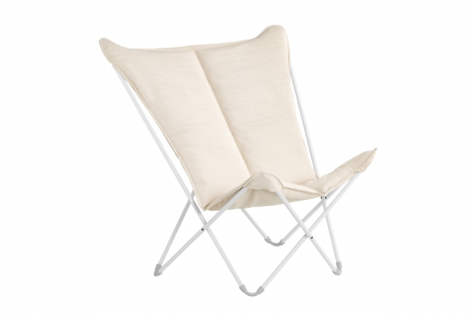 Sphinx Lounge Chair Kaolin/Argile