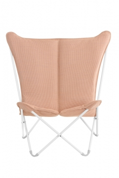 Sphinx Lounge Chair Kaolin/Ocre