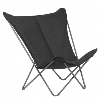 Sphinx Lounge Chair Titane/Onyx