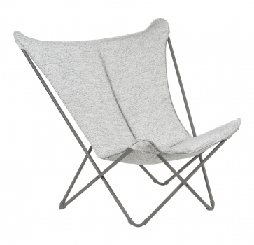 Sphinx Lounge Chair Titane/Tundra