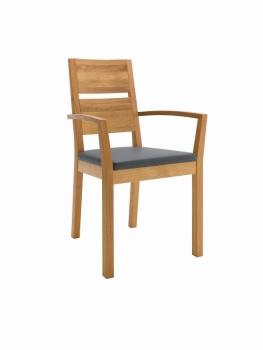 silent 1 stuhl asteiche sitzfl polster stoff kle m belhaus comodo 5724 d rren sch ihr. Black Bedroom Furniture Sets. Home Design Ideas
