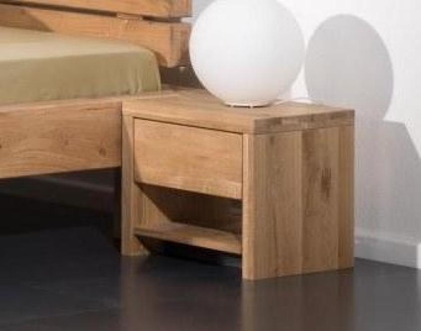 aliano nachttisch mit schublade wildeiche ge lt m belhaus. Black Bedroom Furniture Sets. Home Design Ideas
