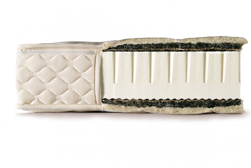schadstoffgepr fte natur latexmatratze aus 100. Black Bedroom Furniture Sets. Home Design Ideas