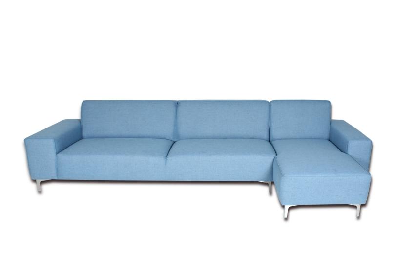 """Salzburg Eck Sofa """"L"""" (LCh,Re) Stoff Kat. 01,Möbelhaus ..."""