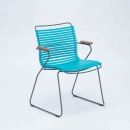 HOUE - CLICK Dining Chair Turquoise