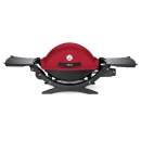 Weber Q 120 Gasgrill Volcano Red